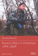 Osprey: Essential Histories 'Russia's Wars in Chechnya, 1994-2009' Coming late 2014